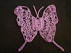 Ravelry: butterfly pattern by Yoko Suzuki (鈴木陽子)