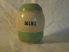 T.G. Green 'Streamline' Mint jar