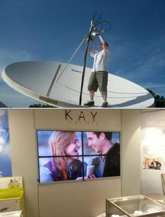 GMD Electronics has over 25 years of experience offering network installation and data cabling services. They also provide home theater and sound system setup, among others.
