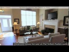 3 bedroom house for sale in The Arbors Subdivision Chattanooga TN 37421 - YouTube