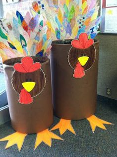Mountain View Elementary: Stuff the Turkey Food Drive Grinch Stole Christmas, Christmas Diy, Canned Food Drive, 1st Grade Crafts, Thanksgiving Crafts, Fall Halloween, Sewing Crafts, Crafts For Kids, Projects To Try