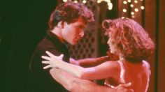Dirty Dancing, Patrick Swayze and Jennifer Gray (Credit: Credit: Hulton Archive/Getty)