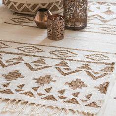 SIWA rug with ethnic motifs 60 x 120 cm