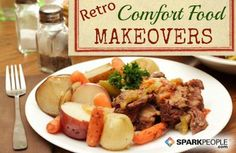 10 Retro Comfort Foods, Updated | SparkPeople