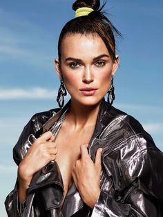 97294286050 Keira Knightley est vraiment hot en lingerie Paola Kudacki