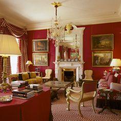 Villas and house on pinterest for John stefanidis interior design
