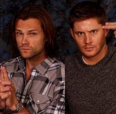 Jensen and Jared :)