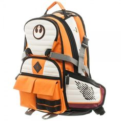Star Wars: Rebel Squadron Pilot Laptop Backpack  Coming Soon!