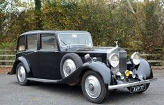 Chassis GLG45 (1935) Swept Tail Limousine by Park Ward (body 6302)