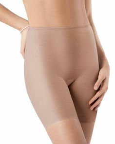 a2a8528e1e The SPANX Skinny Britches Short offer sheer shaping power that keeps you  smooth under skirts and dresses and cool