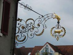 Gasthaus Signs Germany | Gasthaus in Heitersheim am Rhein, Germany