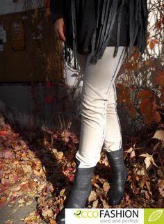 Frędzle! <3 #eccofashion #moda #style #jeans #inspiracje #fashion