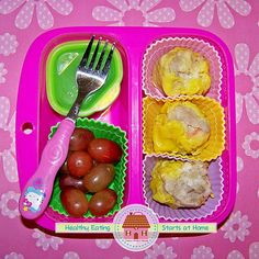K-Bento Lunch: Dimsum on #Goodbyn Small Meal Box