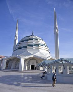 Gallery of Marmara University Faculty of Theology Mosque / Hassa Architecture Engineering Co. - 5