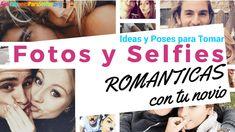 El amor se puede expresar en una foto y si quieres compartir todo el amor que sientes, pues estas Románticas Selfies que Debes Tomarte con tu Novio para que le digas algo especial a quien más amas y lo compartas en tus redes sociales.