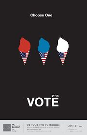 Rock The Vote Posters