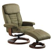 Found it at Wayfair - 7151 Ergonomic Recliner and Ottoman