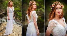 Picture of Marina Ruy Barbosa Bridal Dresses, Wedding Gowns, Flower Girl Dresses, Dream Wedding, Wedding Day, Hippie Hair, Style Vintage, Floral Crown, Wedding Trends