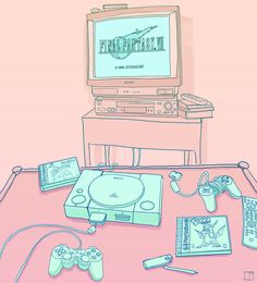 PS1 by SuperPhazed on DeviantArt