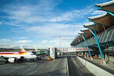 Aeropuerto Barajas T4 | Richard Rogers & Estudio Lamela | Madrid, Spain © Francisco Nogueira