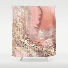 marble swirl gold pink rose rosegold elegant abstract rose gold marblehouse