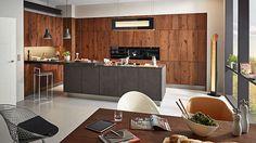 Акции — Бетон в интерьере кухни