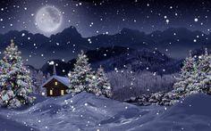 Free Snowfall Wallpapers - Wallpaper Cave