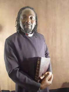 #David in the Bible was a gay and Ruth was a lesbian – Nigerian gay pastor makes shocking claims (photo) #vibes247