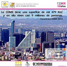 La Ciudad de México festeja 190 años de historia y progreso, #FelicidadesCDMX #190CDMX