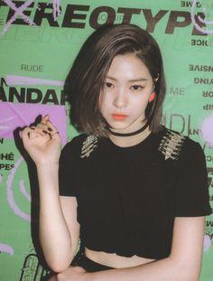 Photo album containing 102 pictures of ITZY Kpop Girl Groups, Kpop Girls, Instyle Magazine, Cosmopolitan Magazine, K Idol, Soyeon, Pop Group, South Korean Girls, Girl Crushes