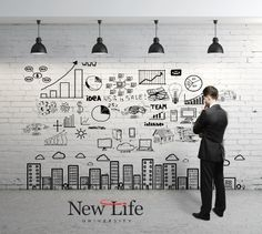 """Business is a game, played for fantastic stakes, and you're in competition with experts. If you want to win, you have to learn to be a master of the game.""  ― Sidney Sheldon, Master of the Game http://www.newlifeuniversity.com/tryout"