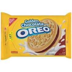 Oreo Golden Chocolate Creme