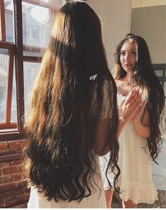Shoulder Length Hair, Amazing Hair, Down Hairstyles, Rapunzel, Hair Lengths, Hair Goals, Beauty Women, Hair Beauty, Dreadlocks