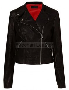 Jocund Balmain Leather Biker Jacket