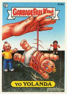 Garbage Pail Kids Original Series 10 | GEEPEEKAY