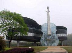 La maison à cordes (Chine)