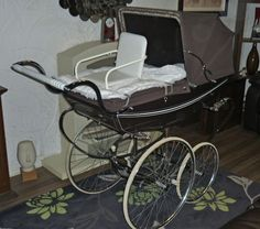 """Mums loved these seats when the next child came along, and they could still use the """"big"""" pram"""" Pram Stroller, Baby Strollers, Next Children, Bring Up A Child, Vintage Pram, Prams And Pushchairs, Baby Buggy, Dolls Prams, Baby Prams"""