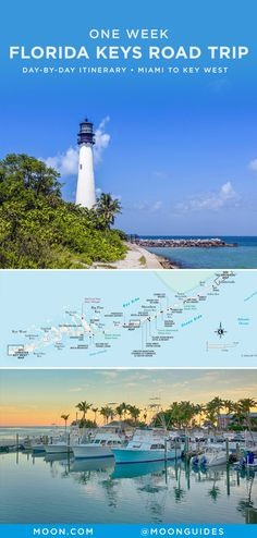 First-time visitors to the Florida Keys should set aside at least a week to experience the best that these legendary islands—plus the gateway  areas of Miami and the Everglades—have to offer. Use this flexible 7-day itinerary to plan your visit to the Keys with suggestions for the top museums, parks, and restaurants along the way. #florida #travel