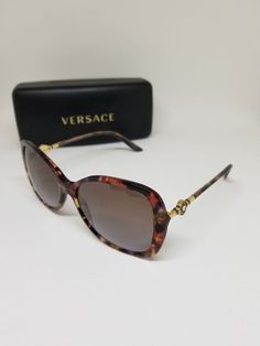 8da19271c057 VERSACE 4303 SUNGLASSES BEAUTIFUL DESIGN AUTHENTIC (B869)  fashion   clothing  shoes  accessories  womensaccessories   sunglassessunglassesaccessories (ebay ...