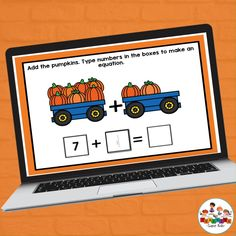 This set of 24 Boom Cards was designed to help students practice and review basic addition to 13 and adding numbers to 20 (14-20). This set is great for distance learning activities with a pumpkin theme and is perfect for fall. This deck features a fall themed pumpkins and is perfect for an October or fall themed center. By using the Boom Learning℠ platform you will not need to print, cut, laminate or worry about storage, just assign decks to your students! Teacher Created Resources, Teacher Resources, Kindergarten Activities, Learning Activities, English Language Arts, Hands On Learning, Autumn Theme, Pumpkin, Student
