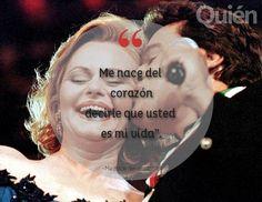 Me nace del corazón. Juan Gabriel.