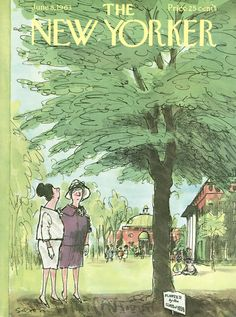 The New Yorker - Saturday, June 8, 1963 - Issue # 1999 - Vol. 39 - N° 16 - Cover by : Charles Saxon