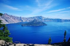 Crater Lake National Park huge tourist place in the summer here in southern Oregon!  #totsywest