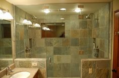 Shower ideas for small bathroom for a glamorous bathroom design with glamorous layout 7