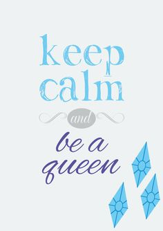 Keep Calm and... Be a Queen! by VeryGood91 #Rarity