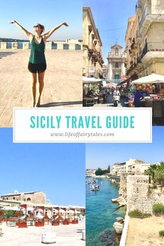 Sicily Travel Guide by Life of Fairytales
