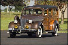 1939 Chevrolet Woody