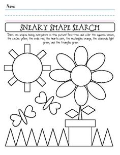 identifying shapes worksheets kindergarten 3d shapes. Black Bedroom Furniture Sets. Home Design Ideas