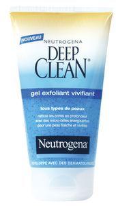 Gel Exfoliant Vivifiant - Deep Clean