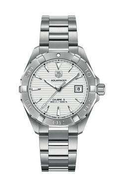 12b62934e92 TAG Heuer Aquaracer Automatic Watch for Men
